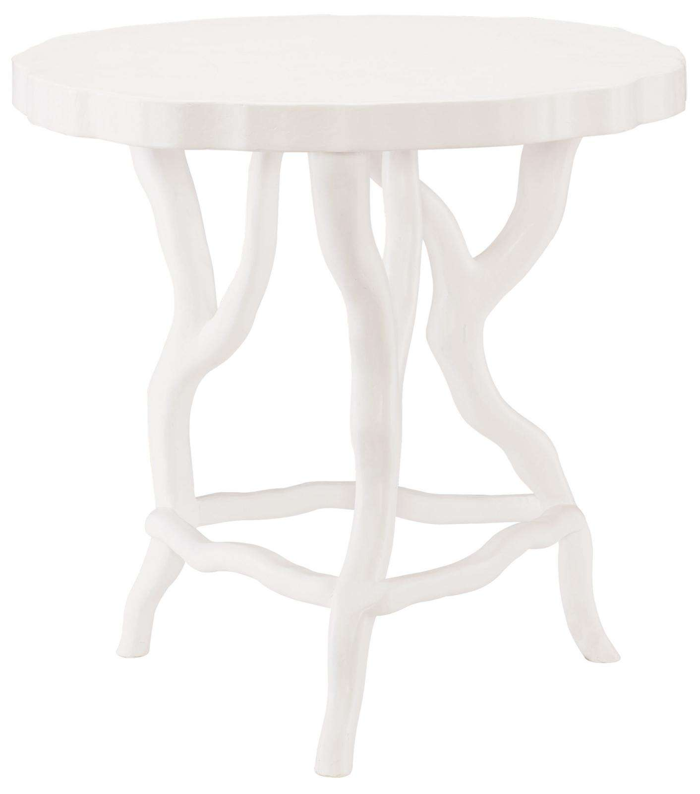 Great Arbor Round Chairside Table Great Ideas
