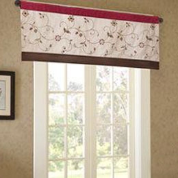 Valances and Tiers