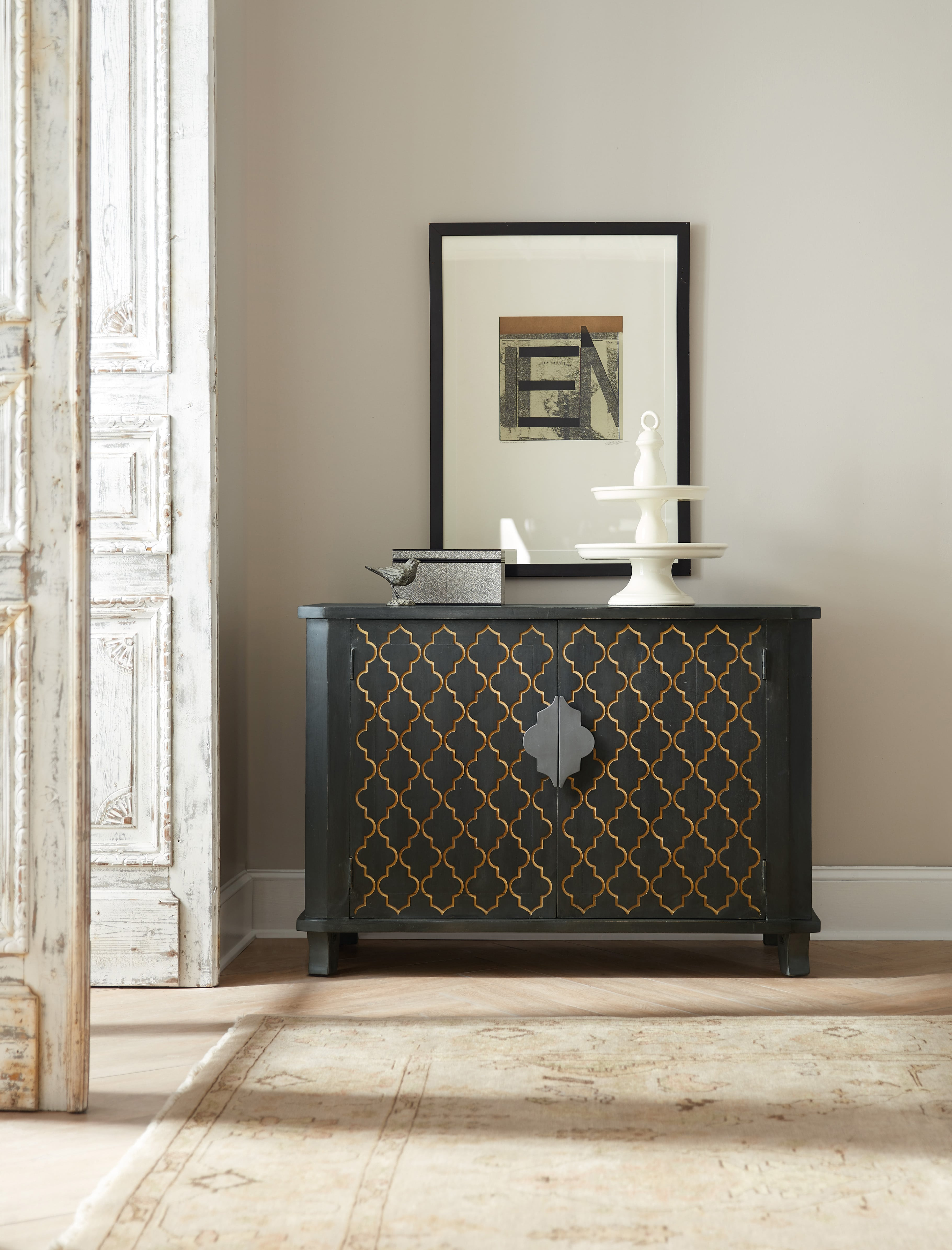 46in Accent Chest