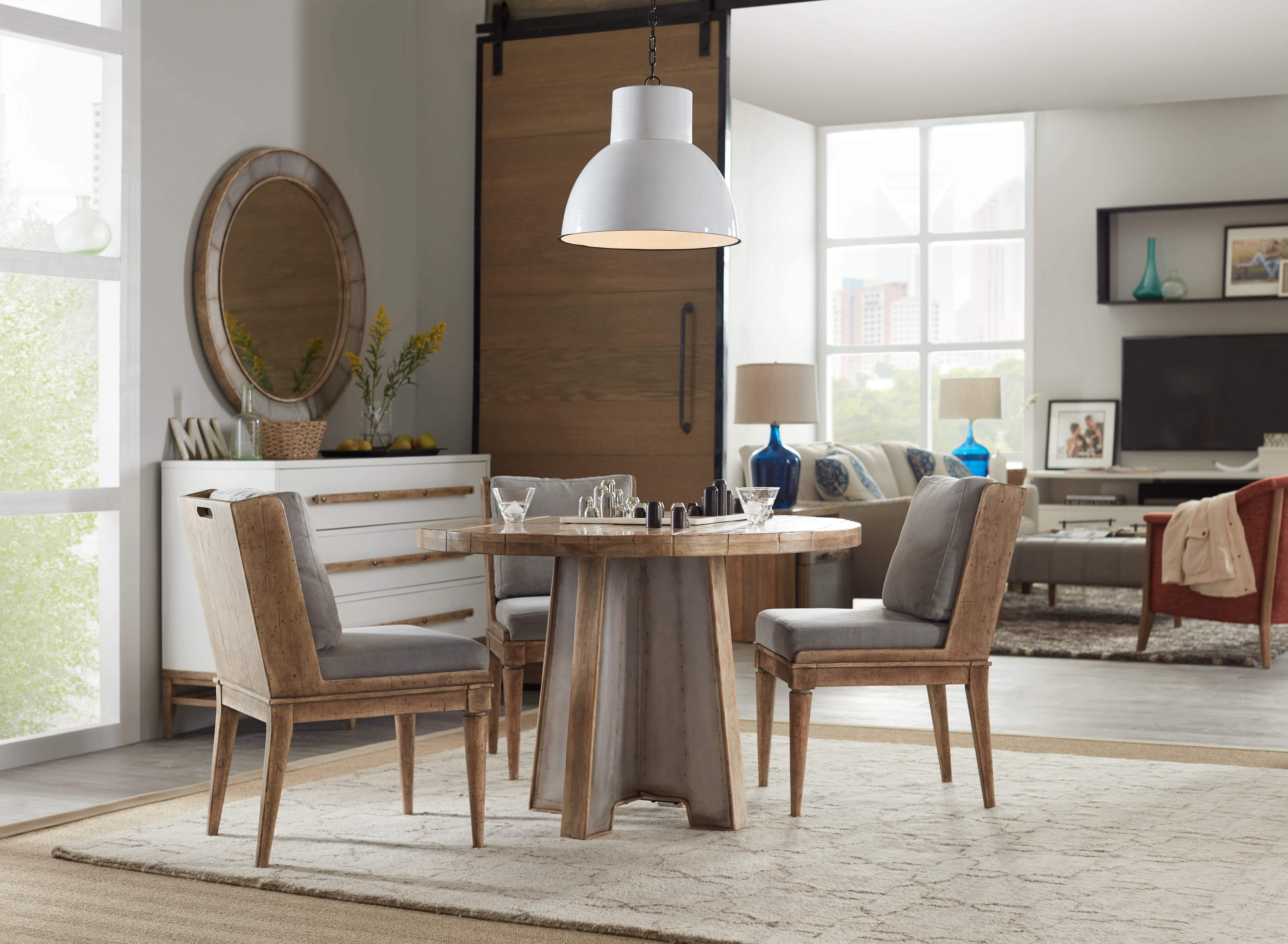 Hooker Dining Room Tables | Brown Interiors Furniture and Affordable ...