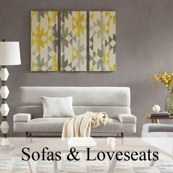 Sofas-Loveseats