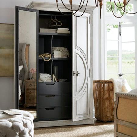 Hooker Bedroom Cabinets
