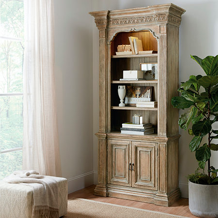 Hooker Home Office Bookcases