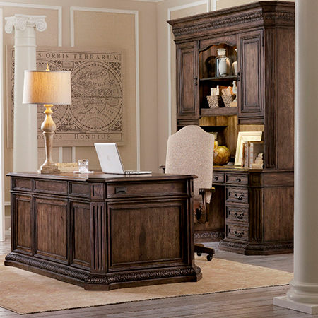 Hooker Home Office Cabinets