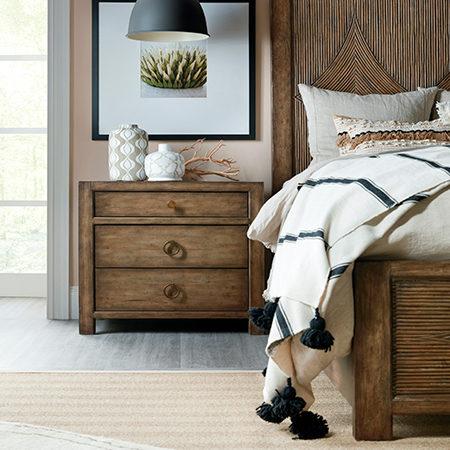 Hooker Bedroom Nightstands